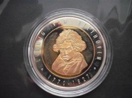 Foto 2 Gold/Silber Münze Europäische Union