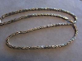 Goldkette 585 Königskette 45,84 Gramm Massiv