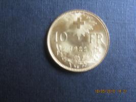 Foto 4 Goldmünzen für Sammler