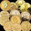 Goldmünzen ab 100 € günstig kaufen