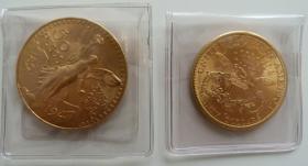 Foto 2 Goldmünzensammlung