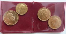 Foto 8 Goldmünzensammlung