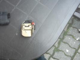 Golf 3 cabrio Türfalle links - Lampenträger Golf 3