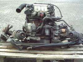 Golf III Motor mit Getriebe