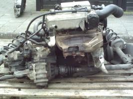 Foto 4 Golf III Motor mit Getriebe