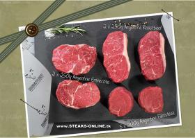 Gourmet-Fleisch Paket ARGENTINIEN