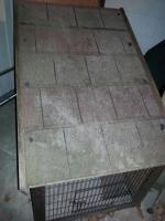 Foto 6 Gr. Kleintierstall aus Holz mit integrierten Auslauf (Trixi Natura)