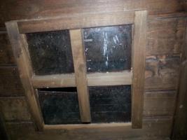 Foto 7 Gr. Kleintierstall aus Holz mit integrierten Auslauf (Trixi Natura)