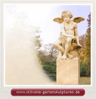 Grabengel  Engel Engelskulpturen Engelfiguren Engelstatuen