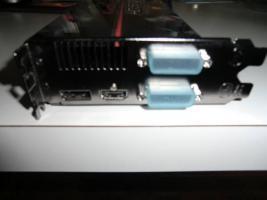 Foto 3 Grafikkarte XFX HD5870 1024MB DDR5