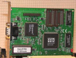 Grafikkarte - Hercules Stingray 64 PCI