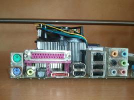 Foto 2 Grafikkarte, Mainboard, CPU, Prozessor, RAM