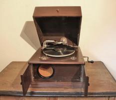 Grammophon Holno ca. 1925