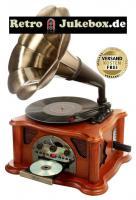 Grammophon / Plattenspieler