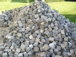 granit pflastersteine 9 11 und 17 20 grau selbstabholer preis je tonne in mammendorf von privat. Black Bedroom Furniture Sets. Home Design Ideas