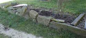 Foto 3 Granitfindlinge Granitsteine Gartendeko