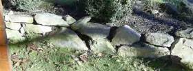 Foto 5 Granitfindlinge Granitsteine Gartendeko
