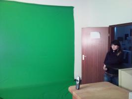 Foto 2 Greenscreen Raum zu vermieten!