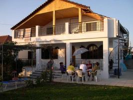 Griechenland, Chalkidiki Nea Kallikratia, Ferienhaus am Meer