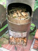 Foto 2 Grill-Ofen