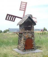 Grillkamin Tower R