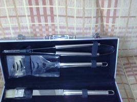 Foto 6 Grillset im Koffer Limitierte Auflage/Video Kamera Jay-tech HD