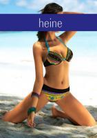 Grimaldimare - Push-up-Bikini mit Strass bunt Gr. 36 B-Cup - OVP - NEU
