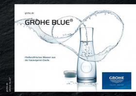 Grohe Blue Starter Kit Chrom