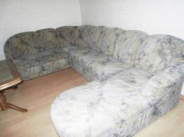Foto 2 Gro�e Couch mit Bettfunktion, mit Bettkasten