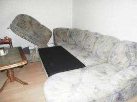 Foto 3 Gro�e Couch mit Bettfunktion, mit Bettkasten