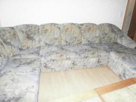 Foto 6 Gro�e Couch mit Bettfunktion, mit Bettkasten