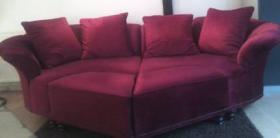Foto 2 Große Designer Herz Couch