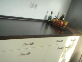 Foto 4 Grosse Einbauküche Inkl. Kochplatte, Backofen, Dunstabzugshaube von SIEMENS
