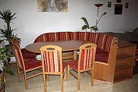 Grosse Essecke mit 4 Stühlen um nur 200€ VB!!!
