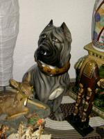 Foto 3 Große Porzellan Standfiguren