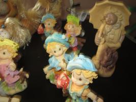 Foto 7 Große Sammlung schöne Figuren Guter bis sehr guter Zustand