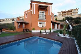 Große Villa in der Nähe von Calpe an der Costa Blanca