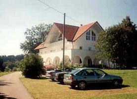 Foto 9 Grosse Villa im mediterranen Stil mit Büro-oder Praxisräumen und 4 Ferienwohnungen im Südschwarzwald