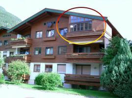 Große Wohnung im Schigebiet mit Wintergarten und Kaminofen