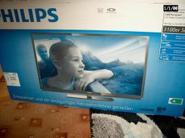Foto 2 Gro�er 102 TV von Phillips
