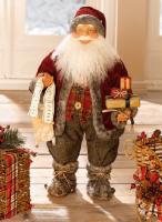 Großer Nikolaus Weihnachtsmann ca. 61 cm hoch