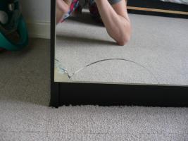 Foto 4 Großer geräumiger Spiegelschrank mit 5 Türen, VB 100, -