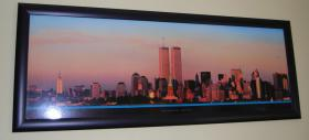 Gro�es Bild 52-150cm NEW YORK/ Twin Towers