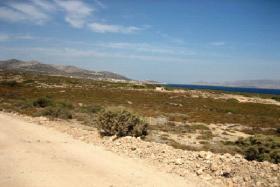 Grosses Grundstück auf Antiparos/Griechenland