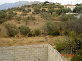 Grosses Grundstueck mit Meerblick nahe Methana/Griechenland
