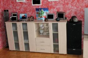 Gro�es Sideboard / Gro�e Kommode in AHORN TOP ZUSTAND