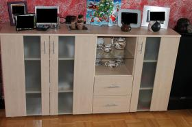 Foto 3 Gro�es Sideboard / Gro�e Kommode in AHORN TOP ZUSTAND