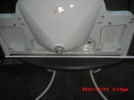 Großes Waschbecken