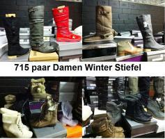 Großhandel Posten Hochwertige Damen Winter Schuhe
