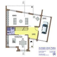 Foto 3 Grundstück in Aachen-Haaren,  ca. 240 m2, bebaubar mit Reihenendhaus